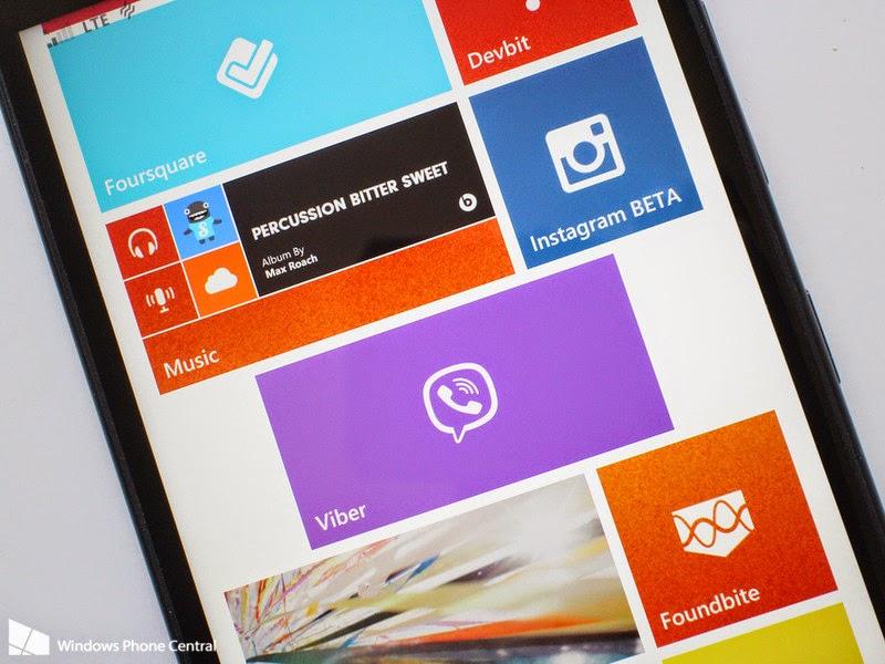 تحميل الإصدار رقم 4.2 من تطبيق فايبر Viber للويندوز فون