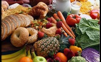 الالياف الغذائية