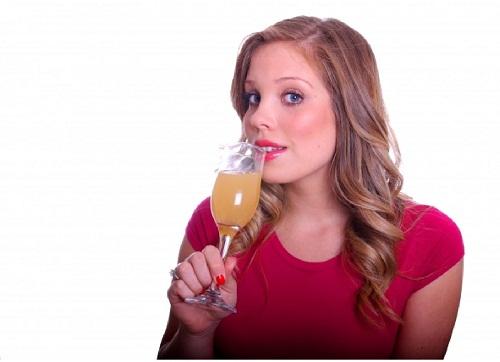مشروب زيادة معالم الانوثة